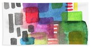 Out Of The Box Beach Towel
