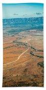 Outback Flinders Ranges Beach Towel