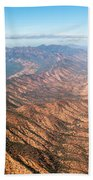 Outback Ranges Beach Towel