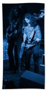 Outlaws #18 Blue Beach Towel