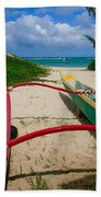 Outrigger Beach Beach Towel