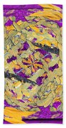 Outside The Box Beach Towel by Tim Allen