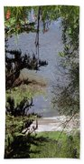 Outta The Woods Beach Towel