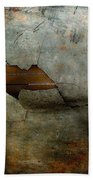 Over The Brick Wall One Beach Towel