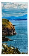Overlooking Beach Towel by Robert Bales