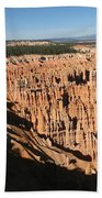 Overview At Bryce Canyon Beach Towel