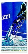 Pa-zazz Beach Towel