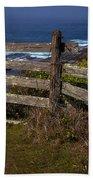 Pacific Coast Fence Beach Sheet