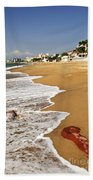 Pacific Coast Of Mexico Beach Sheet