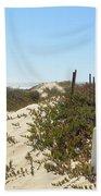 Pacific Pathway Beach Towel