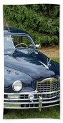 Packard 4 Beach Towel