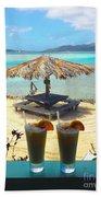 Painkillers Beach Sheet
