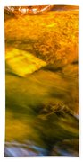 Paintbrush Creek Beach Towel