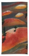 Painted Dunes Beach Towel