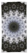 Painted Kaleidoscope 16 Beach Towel