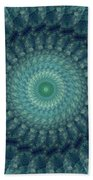 Painted Kaleidoscope 3 Beach Towel