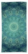 Painted Kaleidoscope 5 Beach Towel