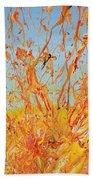 Paintsplosion Beach Towel