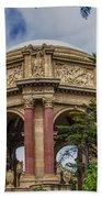 Palace Of Fine Arts - San Francisco California Beach Towel