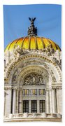 Palacio De Bellas Artes Beach Towel