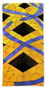 Palau Guell Chimney Beach Towel