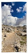 Pale Di San Martino Plateau Beach Towel