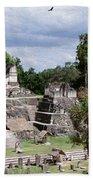 Palenque Ruins Beach Towel