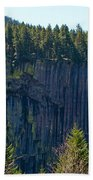 Palisades View Point Beach Towel