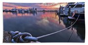 Palm Beach Harbor Beach Towel