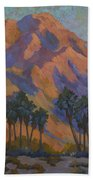 Palm Oasis At La Quinta Cove Beach Towel