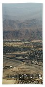 Palm Springs International Airport Beach Towel