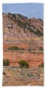 Palo Duro Canyon 040713.02 Beach Towel