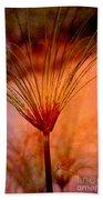 Pampas Grass - II Beach Towel