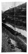 Panama Canal, 1908 Beach Sheet