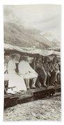 Panama Roosevelt, 1906 Beach Towel