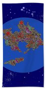 Pangea Ultima Beach Towel