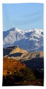 Panorama Point Capitol Reef National Park Utah Beach Towel