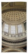 Pantheon Architecture Beach Towel