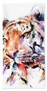 Panthera Tiger II Beach Towel
