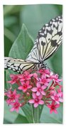 Paper Kite Butterfly - 2 Beach Towel