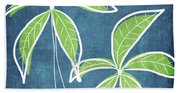 Paradise Palm Trees Beach Towel