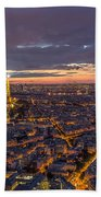 Paris - Tour Montparnasse 2 Beach Towel