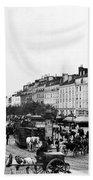 Paris Montparnasse, C1900 Beach Towel