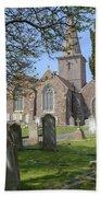 Parish Church St Martin - Jersey Beach Towel
