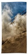 Park Alley Steam Beach Towel