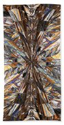 Parquet Mania Beach Towel