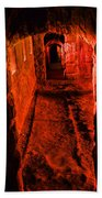 Passage To Hell Beach Towel