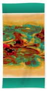 Pastel 5 Beach Towel