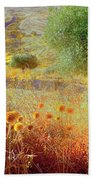 Pastelero Spain Beach Towel