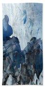 Patagonia Glaciar Perito Moreno 3 Beach Towel